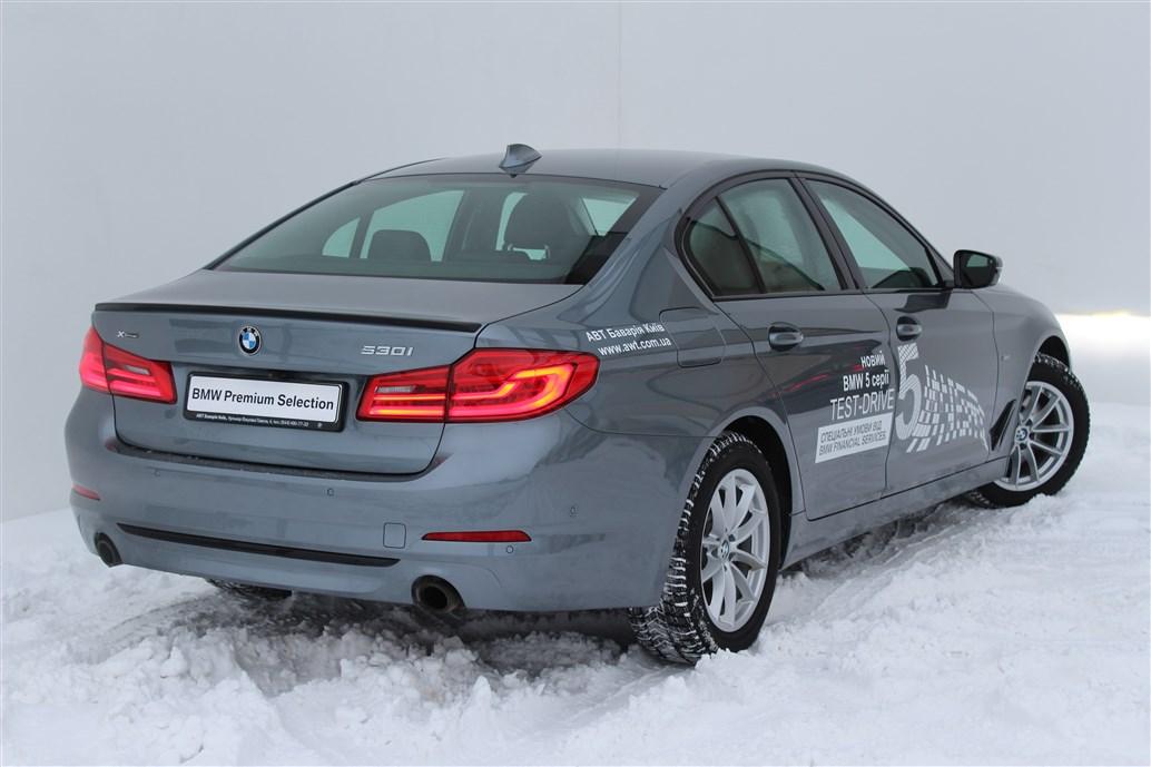 Сертифіковані уживані автомобілі BMW, автомобілі з пробігом в Ukraine | BMW Ukraine | BMW 5 Series BMW 530i xDrive  BMW Premium Selection