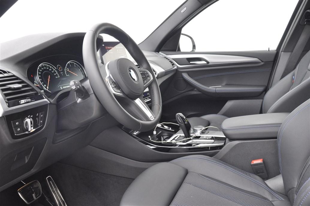 Сертифіковані уживані автомобілі BMW, автомобілі з пробігом в Ukraine | BMW Ukraine | BMW X3 BMW X3 xDrive20d  BMW Premium Selection