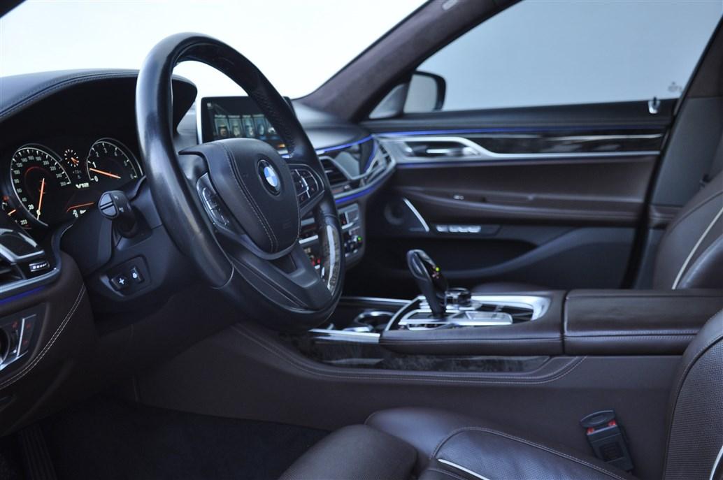 Сертифіковані уживані автомобілі BMW, автомобілі з пробігом в Ukraine | BMW Ukraine | BMW 7 Series BMW M760Li xDrive  Used Car