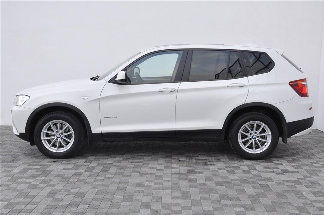 Сертифіковані уживані автомобілі BMW, автомобілі з пробігом в Ukraine   BMW Ukraine   BMW X3 BMW X3 xDrive20d  Used Car