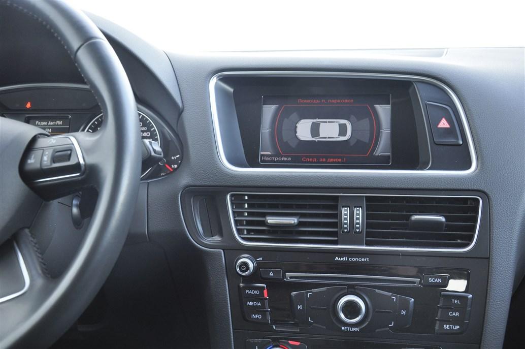 Сертифіковані уживані автомобілі BMW, автомобілі з пробігом в Ukraine | BMW Ukraine | AUDI  AUDI Q5 2.0 TDI WHITE Used Car