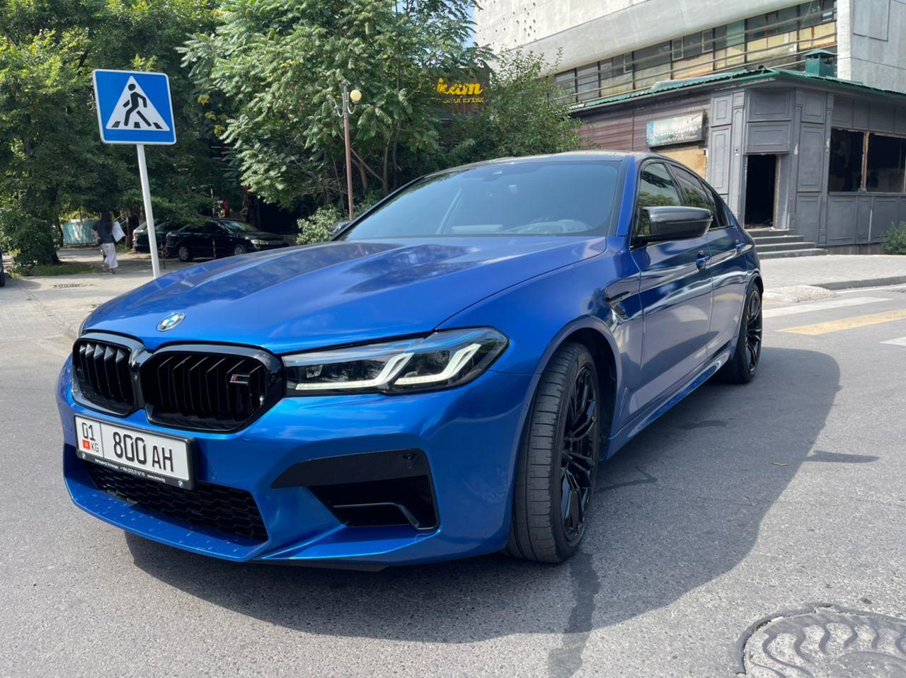 Сертифицированные подержанные автомобили BMW, автомобили с пробегом в Kyrgyzstan   BMW Kyrgyzstan