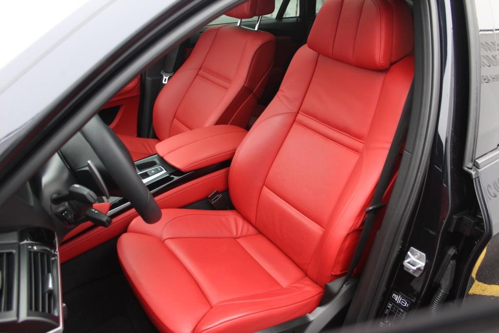 Сертифіковані уживані автомобілі BMW, автомобілі з пробігом в Ukraine | BMW Ukraine | BMW X6 X6 M Dark Blue Metallic Used Car